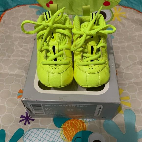 Nike Shoes | Lil Posite Pro Foamposite